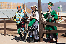 Pirates Weekend at the Arizona Renaissance Festival