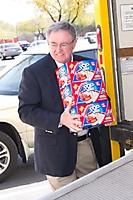 Senator John McComish Visits AF Charter School