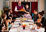 Seventies Retro Thanksgiving