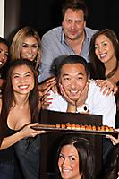 Stingray Sushi Opening