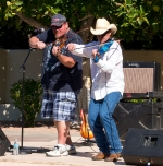 Sunday A'Fair at Scottsdale Civic Plaza