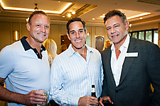 John Werstler, Sean Wightman and Hugh Lytle