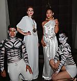 The Hampton's in AZ All White Party & Fashion Show
