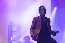 The Killers at Lost Lake Festival