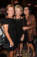 Bonnie Kiefer, Beth Pryor and Darcy Royal
