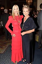 Charlene Berge-Blum and Beth McDonald