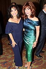 Darlene Keller and Vicki Vaughn