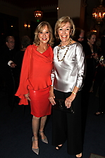 Gee Gee Entz and Patti Lau