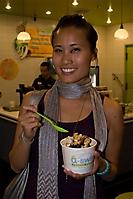 U-Swirl Frozen Yogurt VIP Night