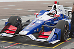 Verizon IndyCar Testing at Phoenix Raceway