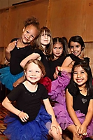 Visions of Sugarplums Little Ballerinas