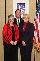 Women of Scottsdale's 2011 Woman of the Year & VIPs