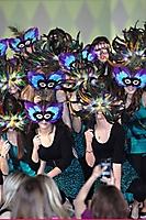 Xavier Scholarship Seniors Fashion Show 2011