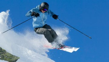 How to Get in Shape for the Slopes