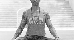 My Healthiest Habit: Yoga Superstar Anton Mackey