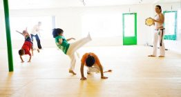 A Fab Fitness Class For Kids!