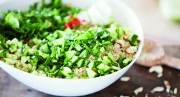 Healthy Recipe: Green Apple and Macadamia Quinoa