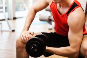 Post-workout protein stimulates muscle repair and growth