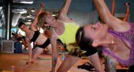 A Must-Try Hot Yoga Class