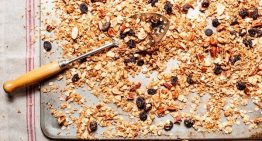 Healthy Recipe: The Best Granola, Ever!