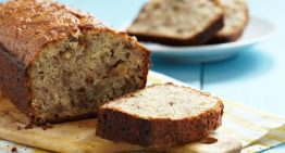The Best Banana Bread, Ever!