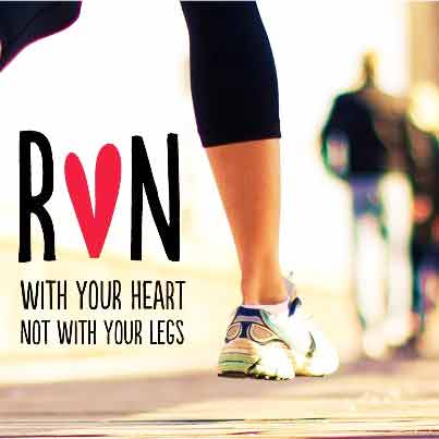 Quotes about running home inspiration funny 5060675073082464 jpg