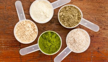 Which Protein Powder Is Right For YOU?