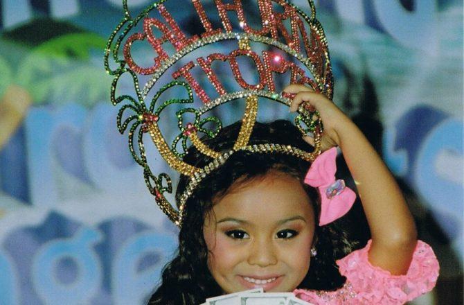 Toddlers&Tiaras Alyssa Hernandez