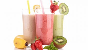 Get Your Healthy Smoothie Fix: M Cafe
