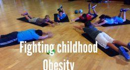 Fighting Childhood Obesity-Keep kids active