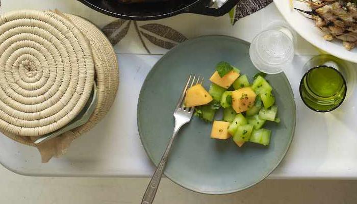 cucumber-melon-salad