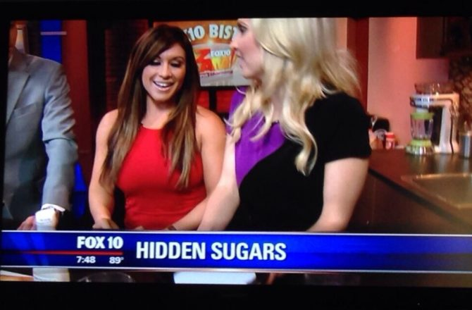 Hidden Sugars in Healthy Foods