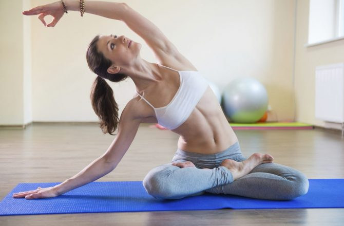 Five Things to Expect at a Yoga Class for a Yoga Newbie