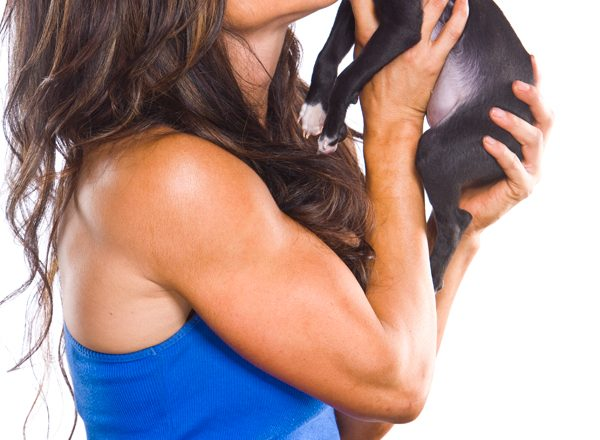 Your Best Workout Partner-YOUR DOG