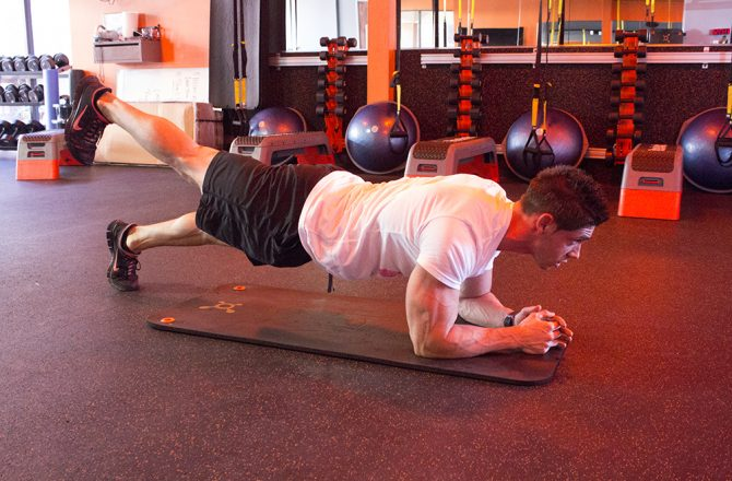 6 Ways to Work the Core Better Than Crunches
