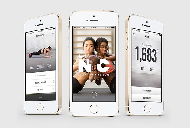 Your Personal Trainer. Anytime. Anywhere.