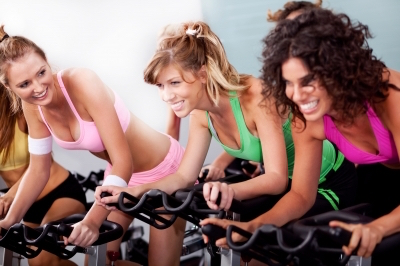 Spin with friends