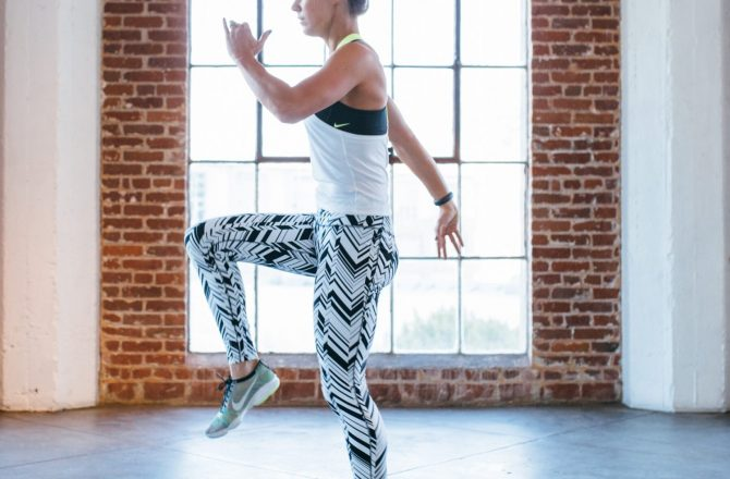 Hot Event: Free Swag and Workouts with Nike Master Trainer