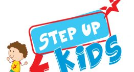 First Annual STEP UP 4 KIDS event to help promote healthy lifestyles