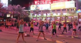 Free Fitness Classes at Westgate Entertainment District