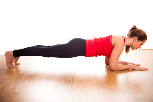 The Power of Plank