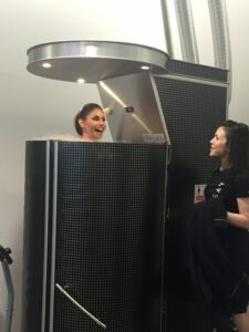 Try cryotherapy at Cerulean