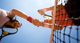 Taking a Swing at Tennis