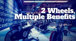 2 Wheels – Multiple Benefits with Indoor Cycling