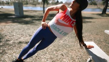 Full Body Outdoor Workout