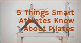 5 Things Smart Athletes Know About Pilates