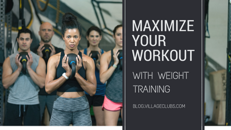 Maximize Your Workout with Weight Training