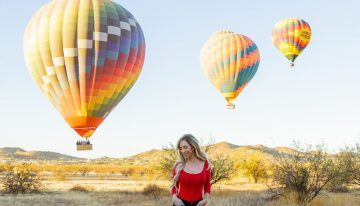 Taking 2018 to New Heights with Hot Air Expeditions