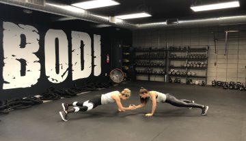 The Workout Buddy Workout
