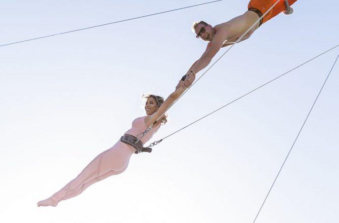 I.FLY Trapeze